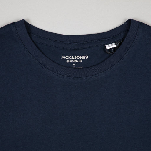 JACK & JONES Organic Basic Tee in NAVY