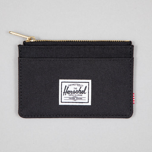 Oscar RFID Wallet in BLACK