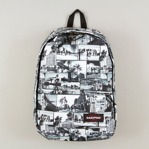 Out Of Office Backpack in PIX BW