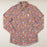 Slim Fit Paisley Print Shirt in VINTAGEPRETTY GREEN - CACTWS