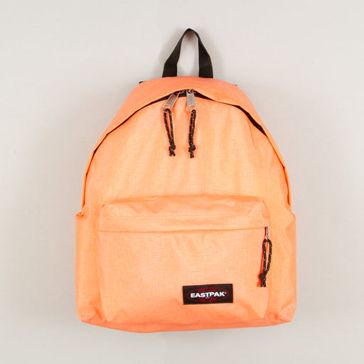 Padded Pak'r Backpack in LOBSTER ORANGEEASTPAK - CACTWS