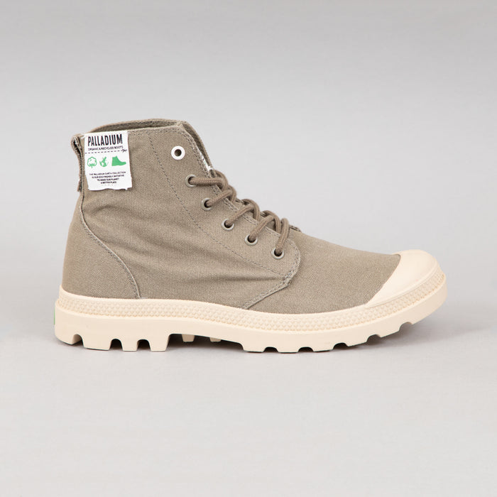 Pampa Hi Organic Boot in DUSKY GREENPALLADIUM - CACTWS