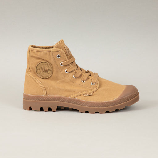 Pampa Hi Canvas Boot in WOODLINPALLADIUM - CACTWS