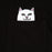 Lord Nermal Long Sleeve Tee in BLACKRIPNDIP - CACTWS