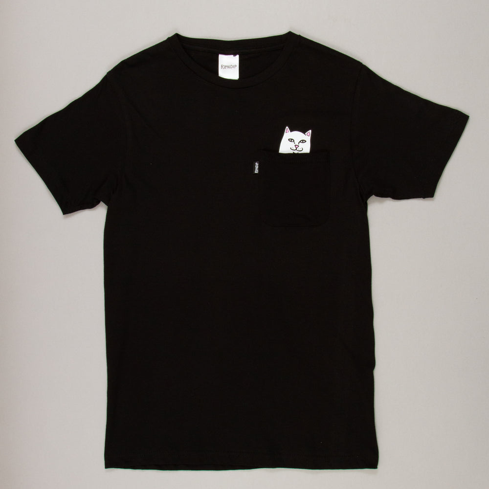 Lord Nermal Tee in BLACK