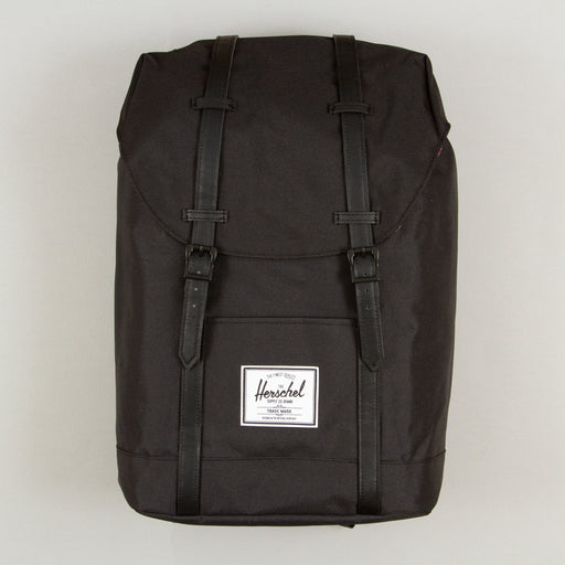 Retreat Backpack in BLACK & BLACKHERSCHEL SUPPLY CO. - CACTWS