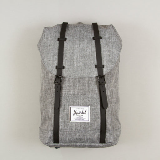Retreat Backpack in RAVEN CROSSHATCH & BLACKHERSCHEL SUPPLY CO. - CACTWS
