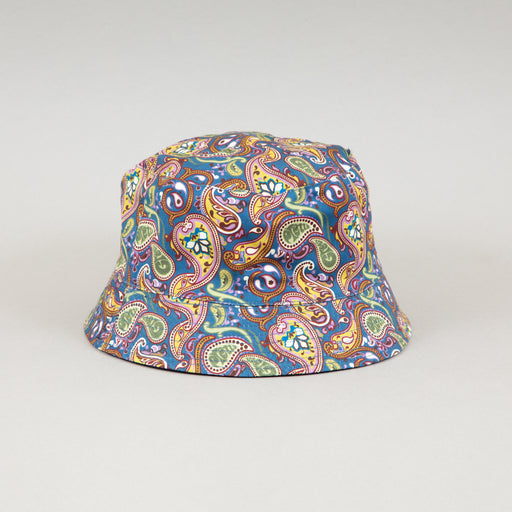 Reversible Bucket Hat in VINTAGE PAISLEYPRETTY GREEN - CACTWS