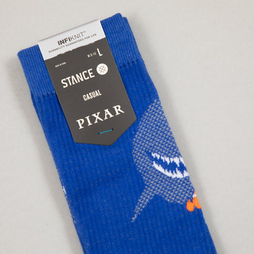 PIXAR Finding Nemo Socks in BLUESTANCE - CACTWS