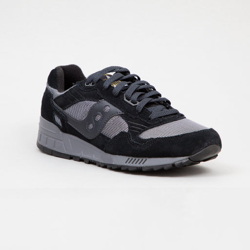 Shadow 5000 Vintage Trainers in BLACK