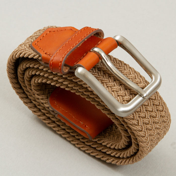 Spring Woven Belt in INCENCEJACK & JONES - CACTWS