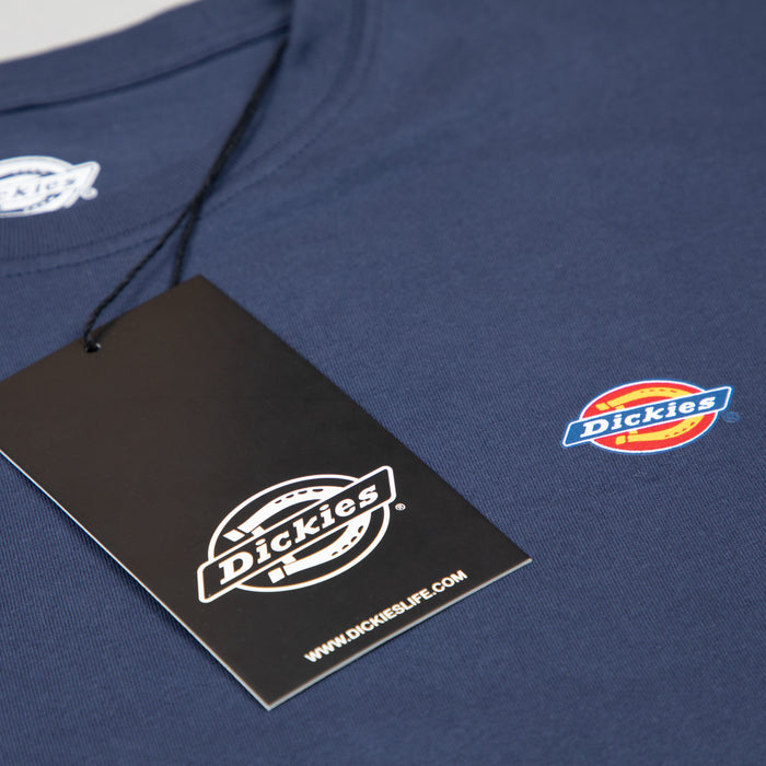 DICKIES Stockdale Short Sleeve T-Shirt in NAVY