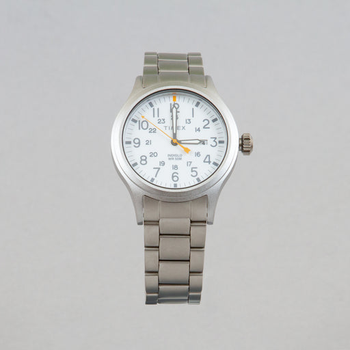 TIMEX Allied Watch with Stainless Steel Bracelet