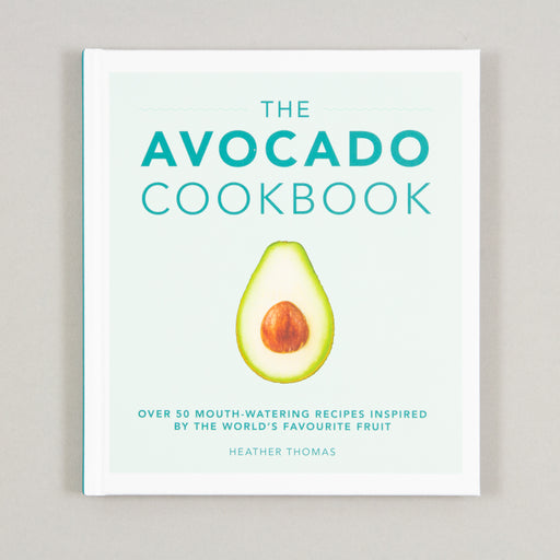 The Avocado Cookbook by Heather ThomasCACTWS Gifts - CACTWS
