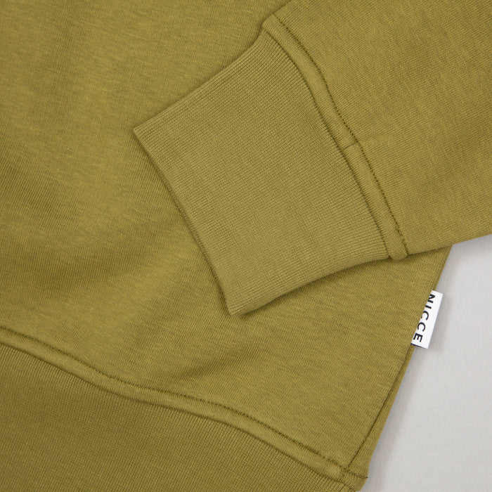 Truman Sweat in OLIVE