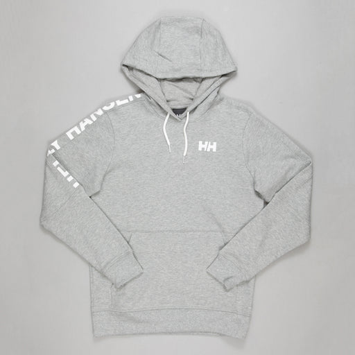 HELLY HANSEN Active Hoodie in GREY MELANGE