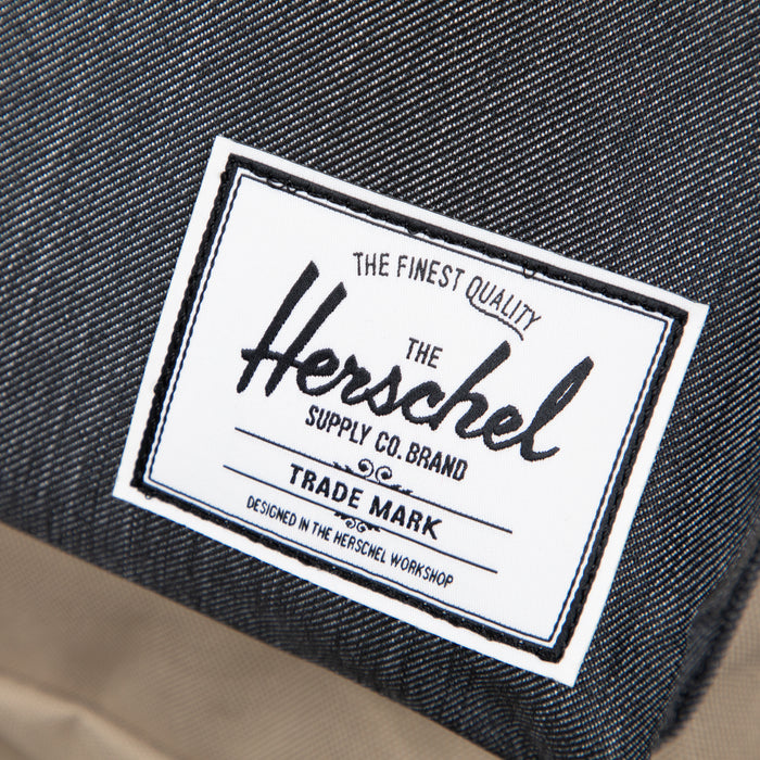 HERSCHEL Classic XL Backpack in BLACK DENIM/TIMBERWOLF