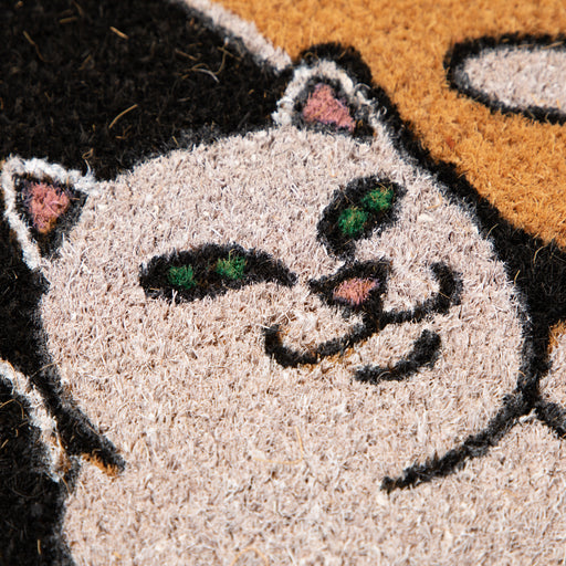 RIPNDIP Don't Let The Cops In Rug in BROWN