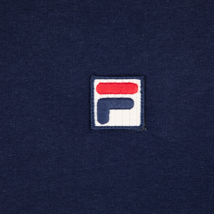 FILA Vintage Gantry Crew Sweatshirt in PEACOAT NAVY