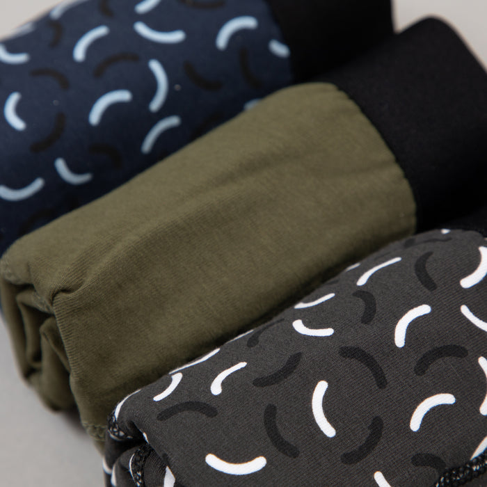 ONLY & SONS Jackie Print 3-Pack Trunk Boxers