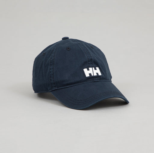 HELLY HANSEN Logo Cap in NAVY