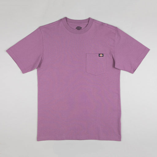 DICKIES Porterdale T-Shirt in PURPLE GUM