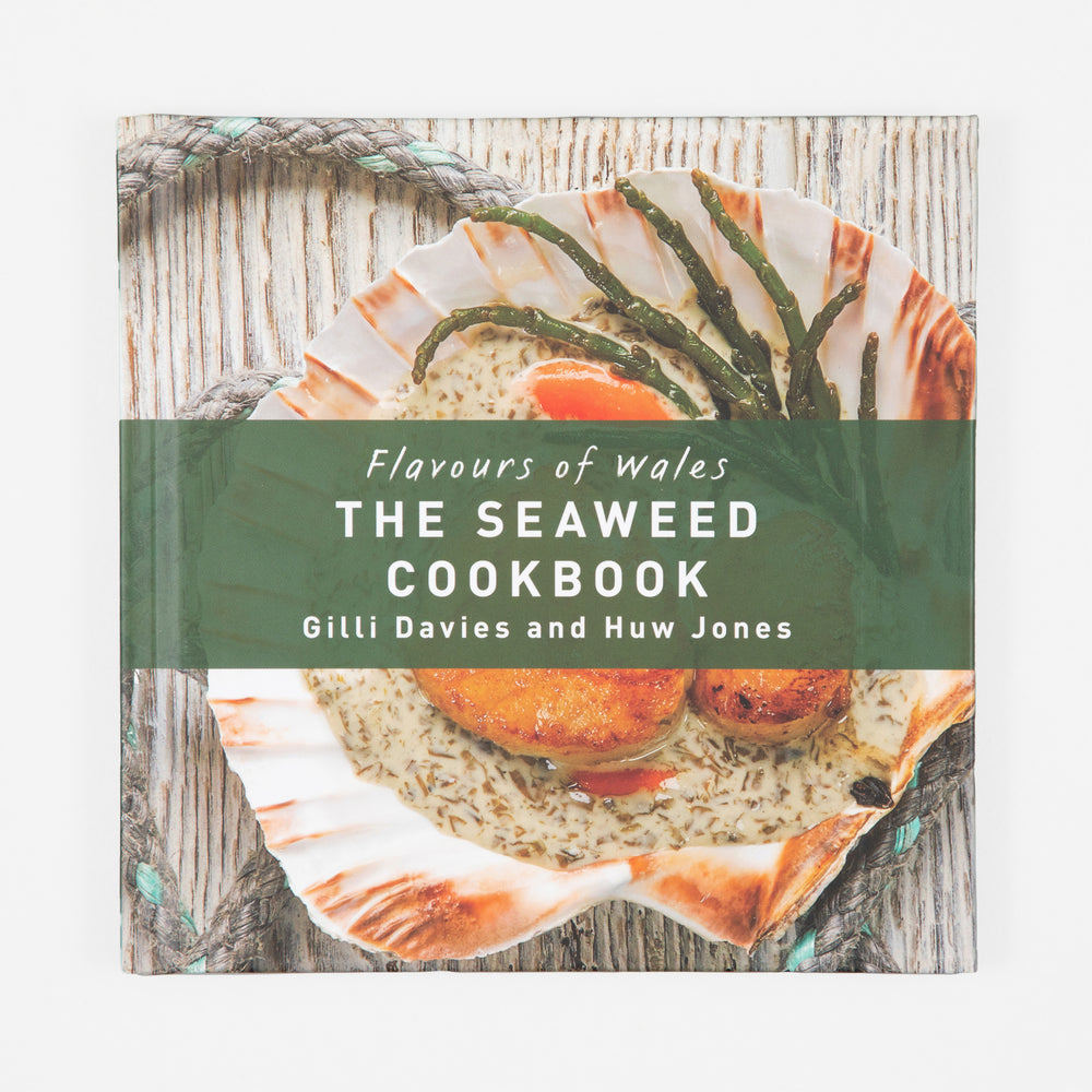Book: The Seaweed Cookbook (Flavours of Wales)