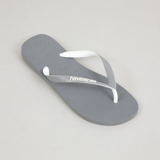 HAVAIANAS Top Mix Flip Flops in GREY