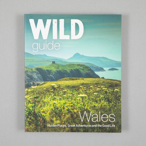 Book: Wild Guide Wales