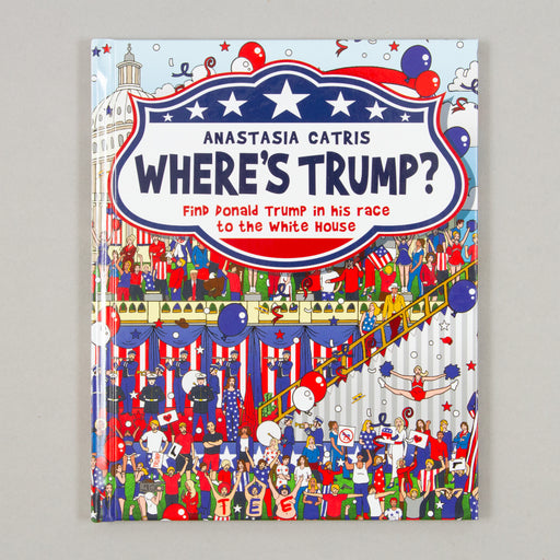 Where's Trump by Anastasia CatrisCACTWS Gifts - CACTWS