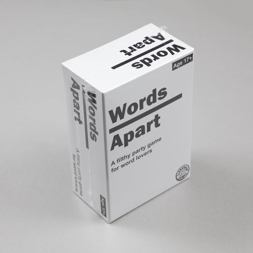 Words Apart (Adult Party Game)