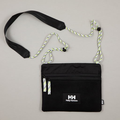 YU20 Sacoche Bag in BLACKHELLY HANSEN - CACTWS