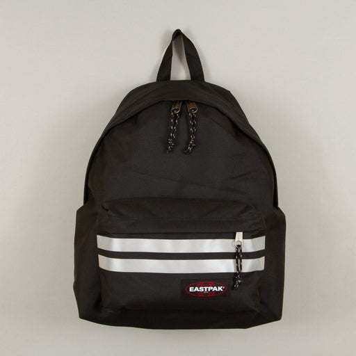 Padded Pak'r Backpack in REFLECTIVE BLACK