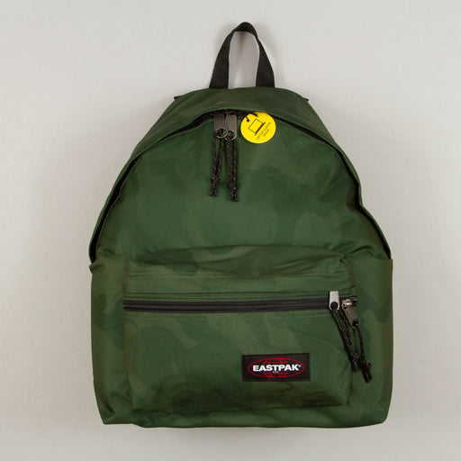 Padded Zippl'r Backpack in TONAL CAMO KHAKI