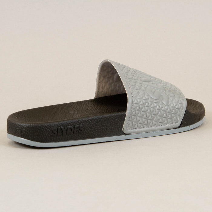 Storm Reflective Sliders in BLACK