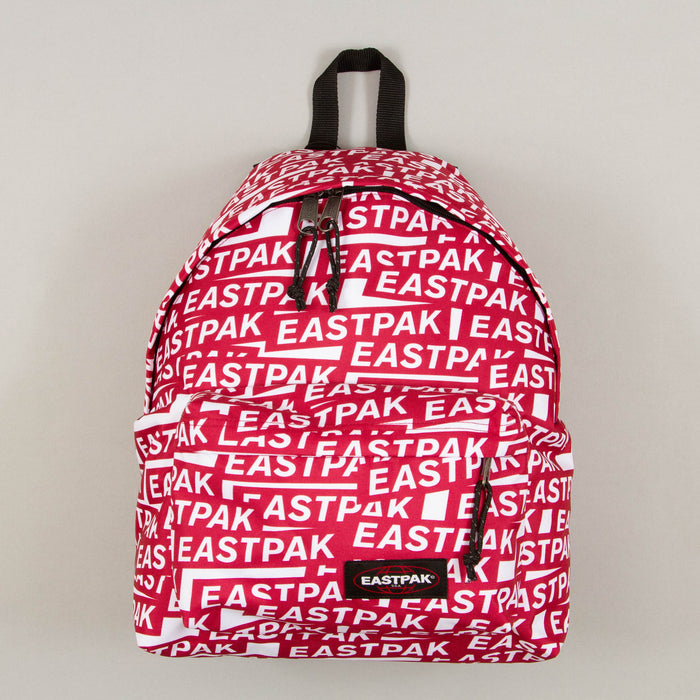 Padded Pak'r Backpack in CHATTY STICKER