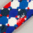 Diamond Dot Socks in RED, WHITE & BLUEHAPPY SOCKS - CACTWS