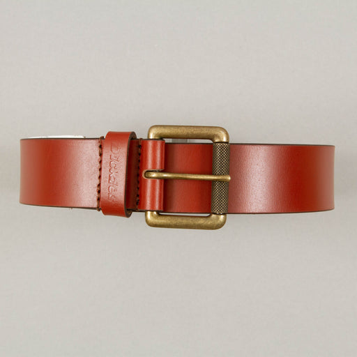 South Shore Leather Belt in BROWN