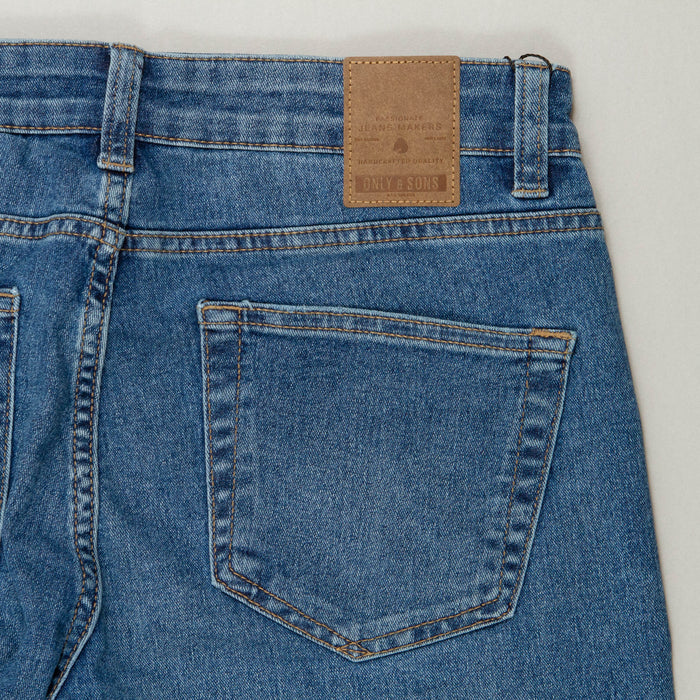 Warp Skinny Jeans in BLUE DENIMONLY AND SONS - CACTWS