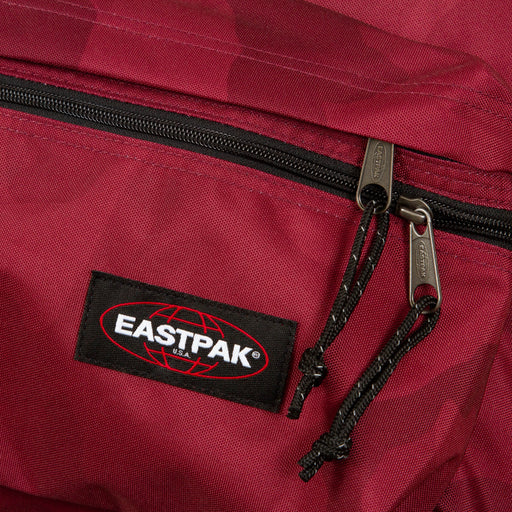 Padded Zippl'r Backpack in TONAL CAMO RED