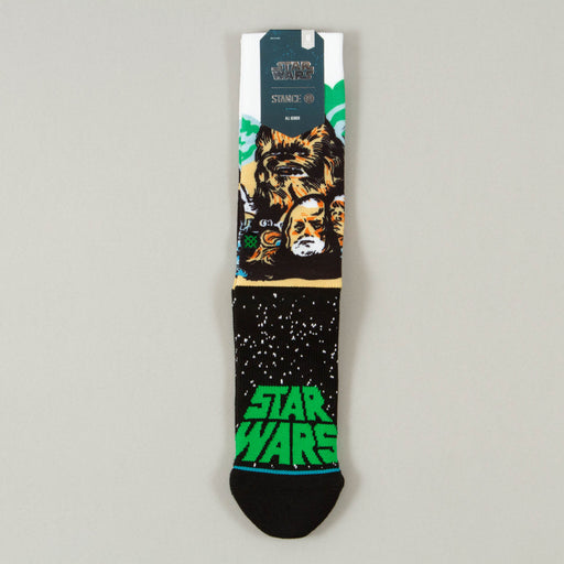 STAR WARS Foundation Chewbacca Socks in PURPLESTANCE - CACTWS