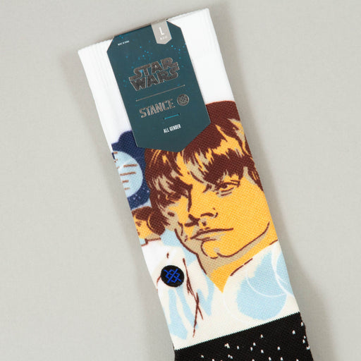 STAR WARS Foundation Luke Socks in BLUESTANCE - CACTWS