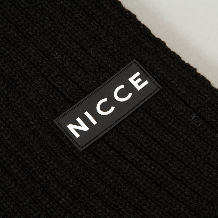 Beanie & Scarf Combo in BLACKNICCE - CACTWS