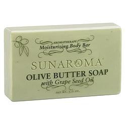 SOAP - OLIVE BUTTER With Grape Seed Oil