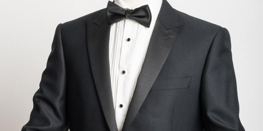 Get the Look - Black Tie