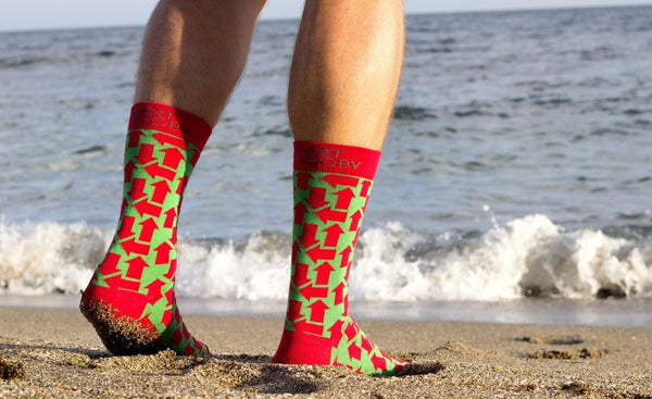 People Who Wear Crazy Socks are Revolutionary. Really?
