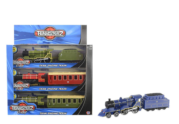 Teamsters Tank Engine Tender o Vagon