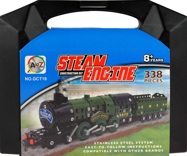 Steam engine construction set