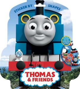Thomas Sticker by Shapes