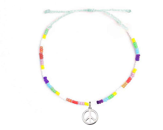Seed Beads PEACE - Multicolor